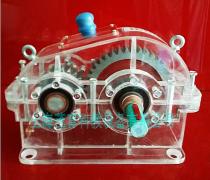 减速器透明模型