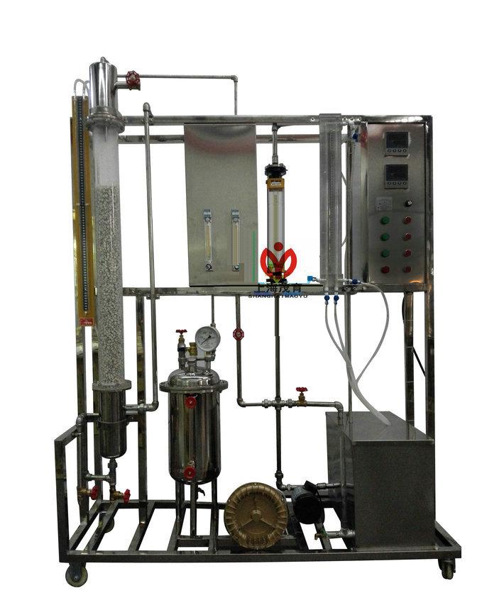 气体吸收-流体阻