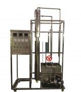 单管升膜蒸发实验