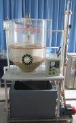 圆型气浮实验装置
