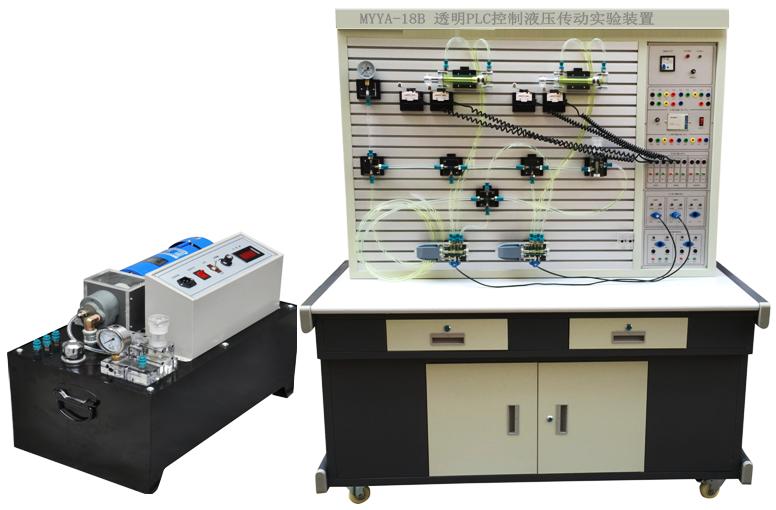 透明PLC控制液压传