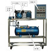 压气机性能实验台