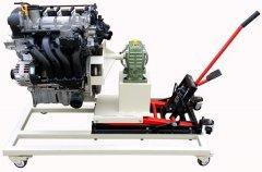 液压升降式发动机