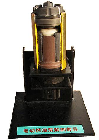 电动燃油泵解剖模