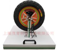轮边电机解剖模型