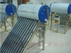 太阳能供热实训装
