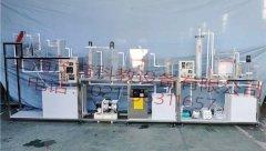 污水处理流程实验