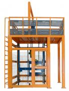 电梯曳引系统安装