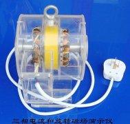 三相电流和旋转磁