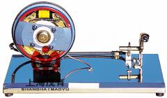 制动器解剖模型